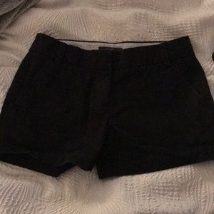 JCrew 4 inch chino shorts